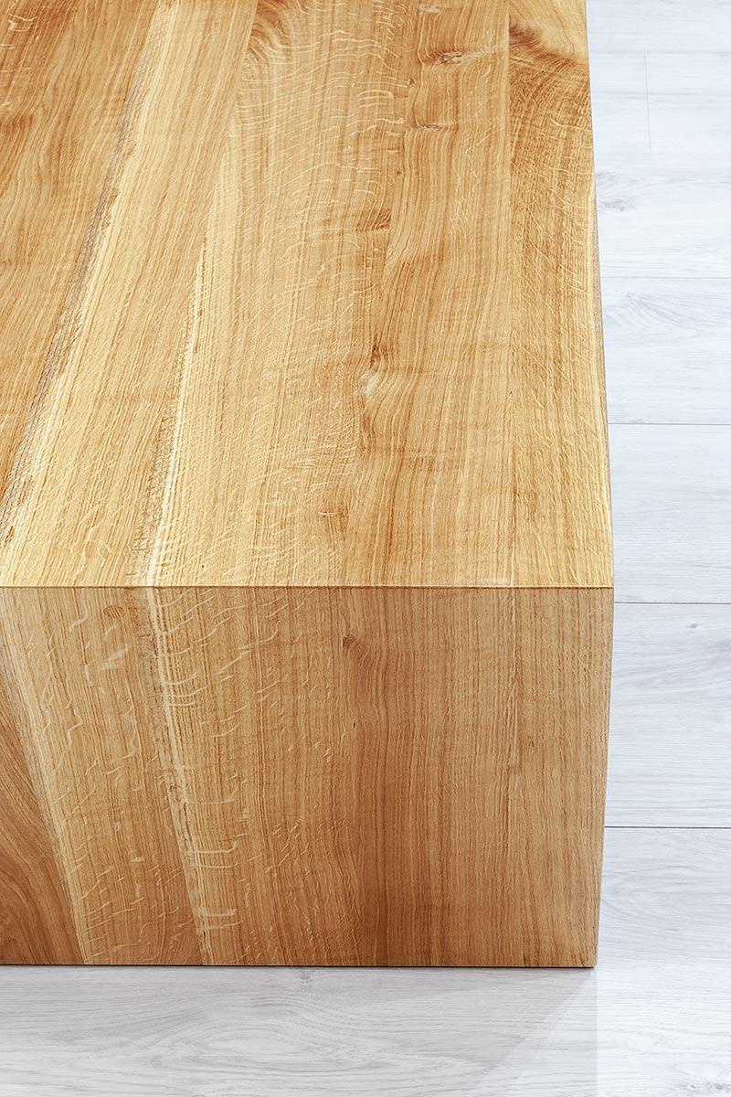 Ława drewniana Void