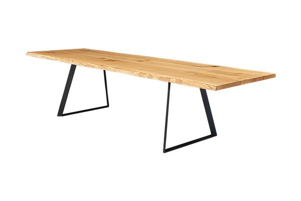 Stół Delta z dostawkami