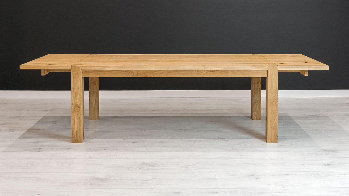 Stół Gustav z dostawkami