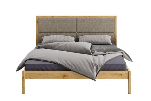 Łóżko MOON, tkanina INARI 26